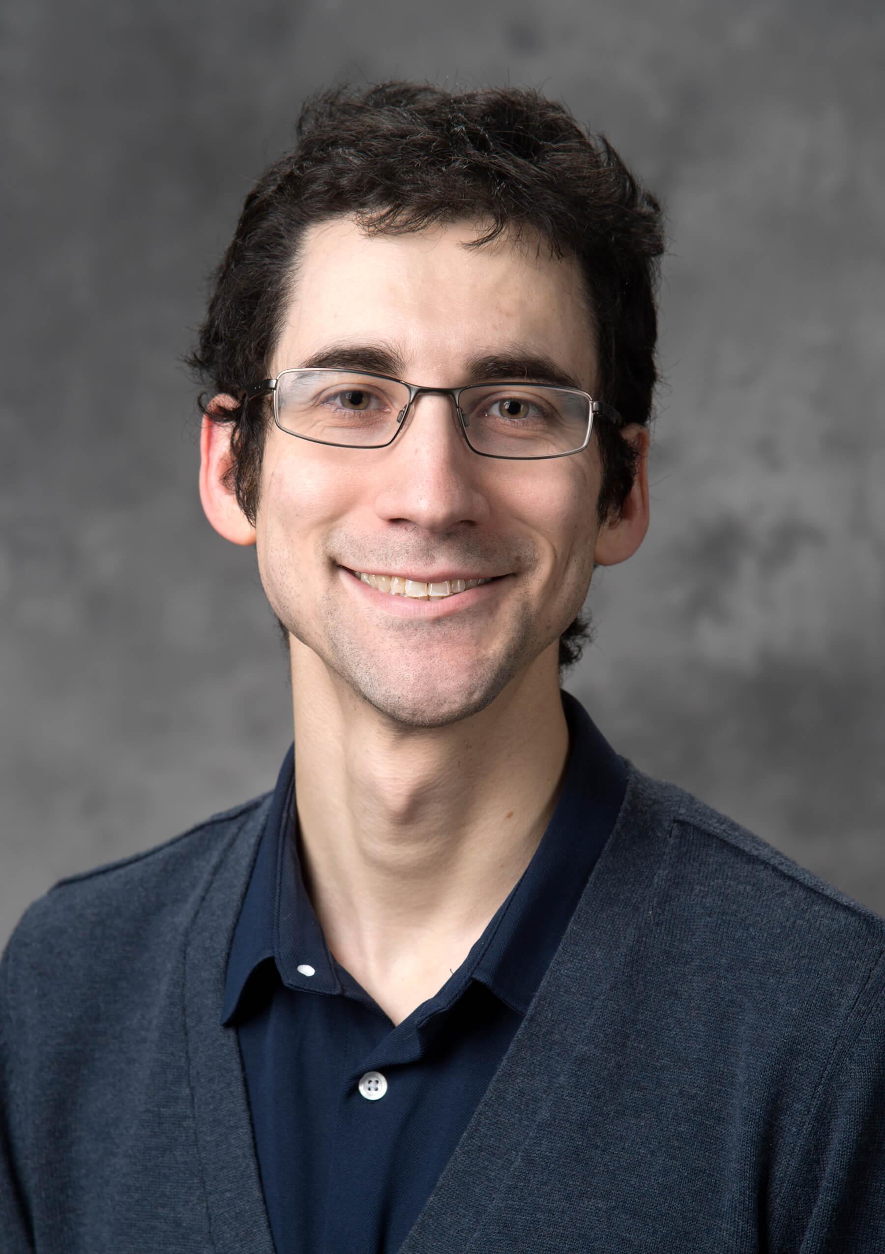 Headshot of Benji Milanowski of Purdue University School of Nursing